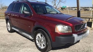 2006 Volvo XC90 V8 Review