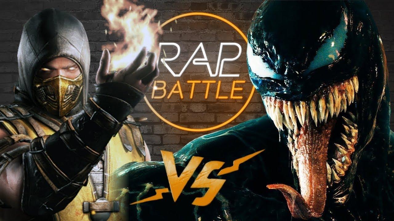 Рэп Баттл - Веном vs. Скорпион