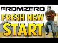 FromZero - Fresh New Start in CS GO Competitive Match