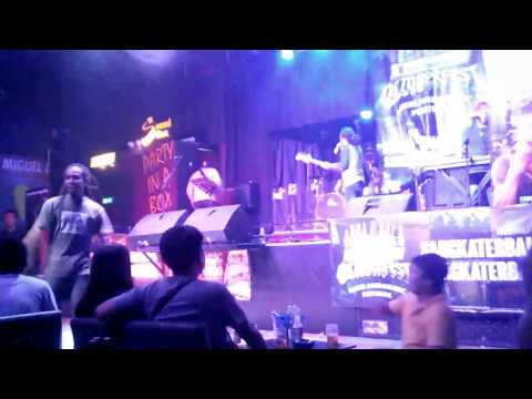 Chocolate Factory live @ soundbox Davao city