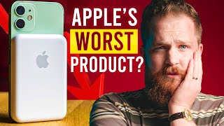 Apple's MagSafe Battery is Trash