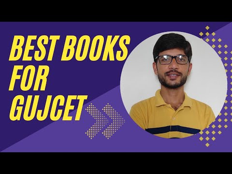 BEST BOOKS FOR GUJCET | HOW TO PREPARE FOR GUJCET 2021