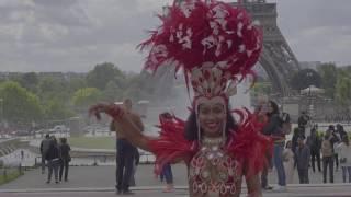 Danseuse de la compagnie Delicia - El Angel