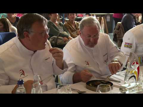 THE STAR OF THE BELGIAN CUISINE 2016 VERSION FRANCAISE