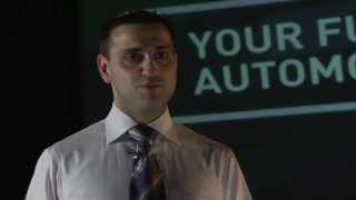 Your Future In Automotive - Rob Gill, Jaguar Land Rover