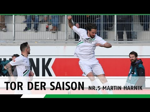 Tor der Saison | Kandidat Nr. 5 - Martin Harnik