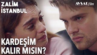 Cemre ve Civan'ı Ağlatan Anlar, Kardeşim Kalır Mısın? | Zalim İstanbul 12. Bölüm