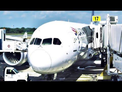 FLIGHT REPORT | LATAM Chile | Cancun to Santiago | Economy | Boeing 787-9
