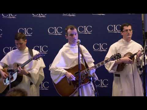 Hillbilly Thomists Perform at the CIC