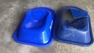 Thùng rùa nhựa Trần Đà