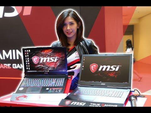MSI GE63VR & GE73VR Malaysia Launch