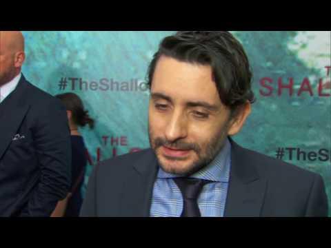 The Shallows: Director Jaume Collet-Serra World Movie Premiere Interview
