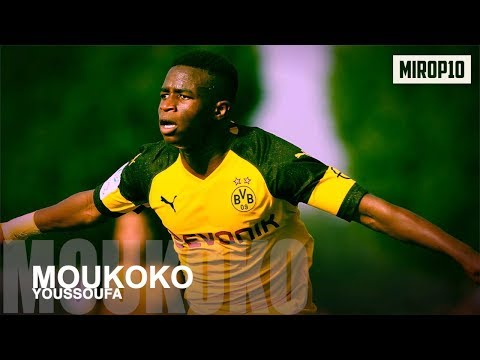 YOUSSOUFA MOUKOKO ✭ BVB ✭ 13 YEARS GOALMACHINE ✭ Part 2 ✭ Skills & Goals ✭2018/2019 ✭