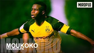 YOUSSOUFA MOUKOKO ✭ BVB ✭ 13 YEARS GOALMACHINE ✭ Part 2 ✭ Skills & Goals ✭2018/2019 ✭