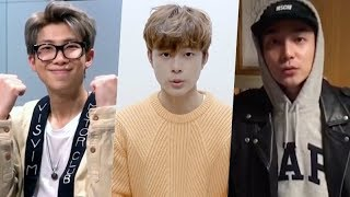 "BTS's RM, Yoo Seon Ho, Roy Kim, And More Congratulate ""Problematic Men"" On 3rd Anniversary"