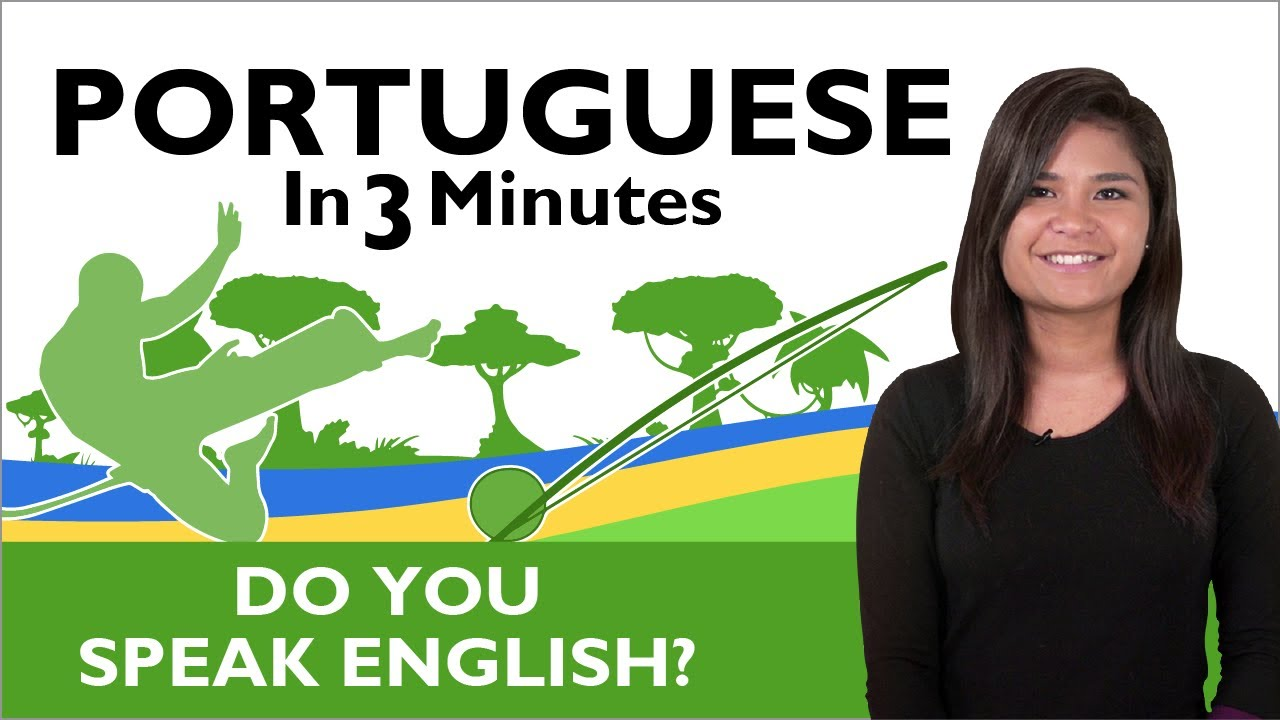 Learn to Speak English for Portuguese Speakers (ESL ...