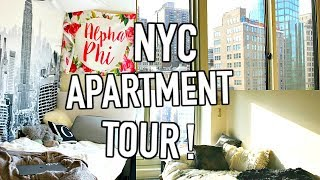 NYC APARTMENT TOUR | EAST VILLAGE SUMMER 2017! gretchenlovesbeauty