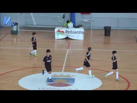 Benjamín - 3 y 4 Puesto - CD El Valle vs Santiago Futsal B