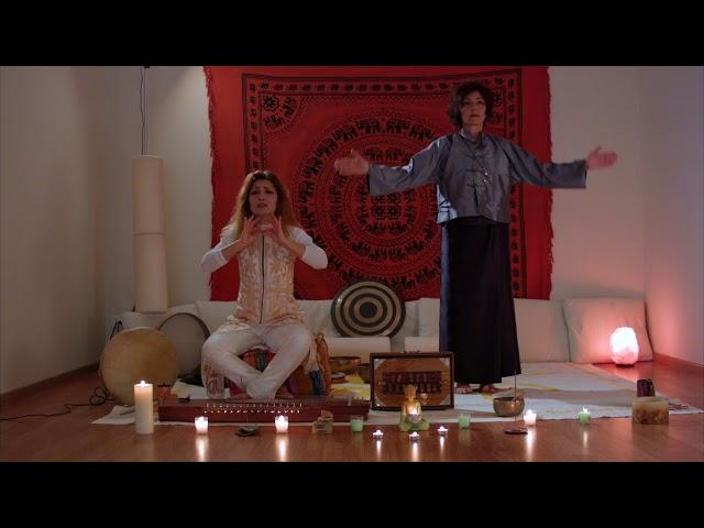 Velka-Sai & Laura Rubrianti-Mantra-Mudra-Qi gong-Namo Amituofo
