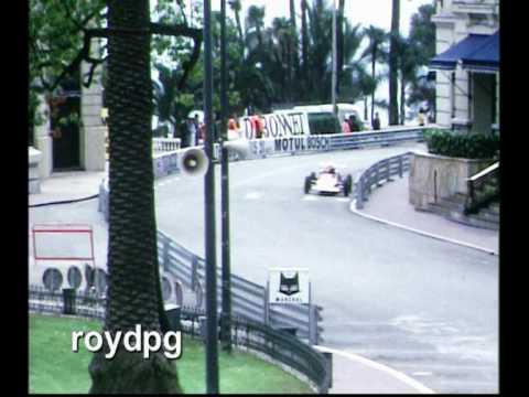 Monaco Grand Prix. 1973, Part 1