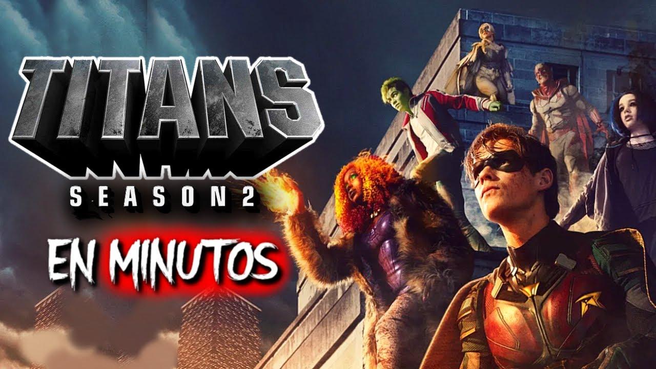 Download TITANS (Temporada 2) EN MINUTOS