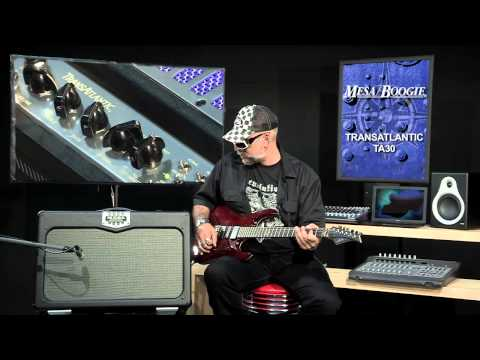 Judge Fredd & the Mesa Boogie Transatlantic TA30