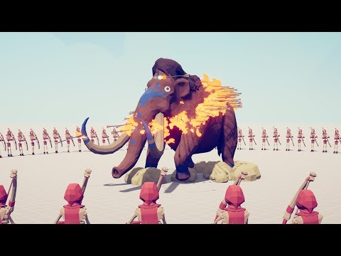 100x FIRE ARCHERS Vs EVERY UNIT - Totally Accurate Battle Simulator TABS