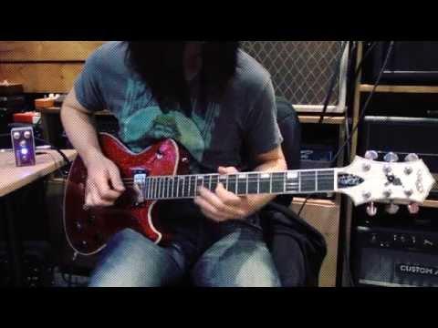 Bogner Burnley Distortion, demo by Pete Thorn