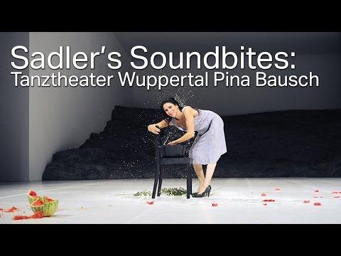 Tanztheater Wuppertal Pina Bausch - Masurca Fogo (Sadler's Soundbite)