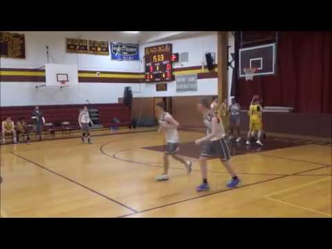 Game Highlights Boys' AAU: Cap City Lightning (Blue) vs City Rocks- DiBacco
