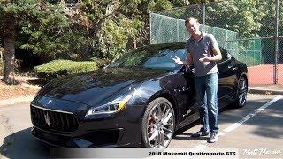 Review: 2018 Maserati Quattroporte GTS