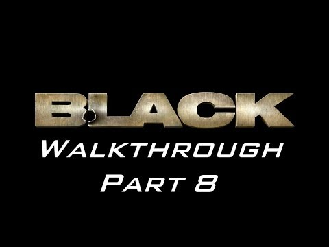 Black (PS2) Walkthrough - Mission 8: Spetriniv Gulag + Ending