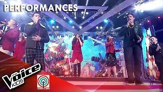 """Christmas Medley"" by The Voice Singers 
