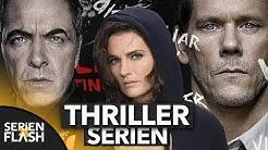 SerienTipps: 5 geniale Thriller-Serien | SerienFlash
