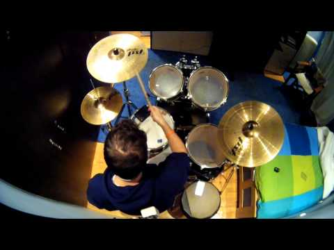 The Raconteurs - Steady as She Goes - Drum Cover