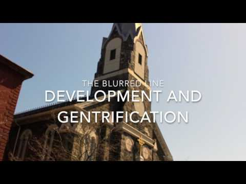 Gentrification: The Invisible Story of Boston