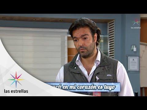 Mi corazón es tuyo: Diego está dispuesto a dejar todo por Ana | Las Estrellas