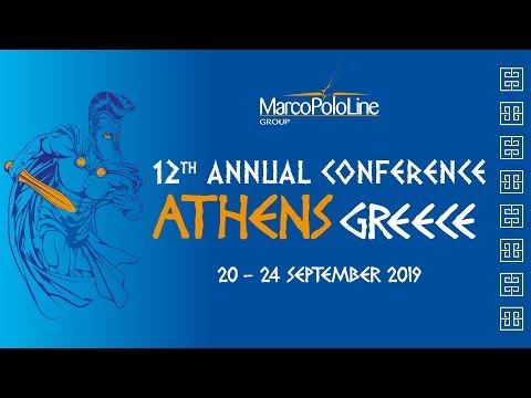 Teaser 12th Annual Conference MarcoPoloLine 2019 Athens - Gr