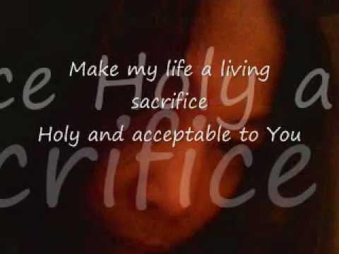 living sacrifice  chris christianwmv