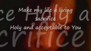 living sacrifice by chris christian.wmv