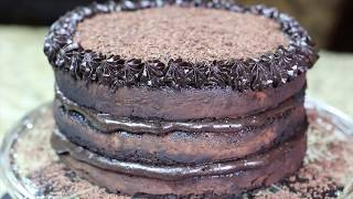 The Best Chocolate Cake Ever - The Ultimate Chocolate Cake Recipe