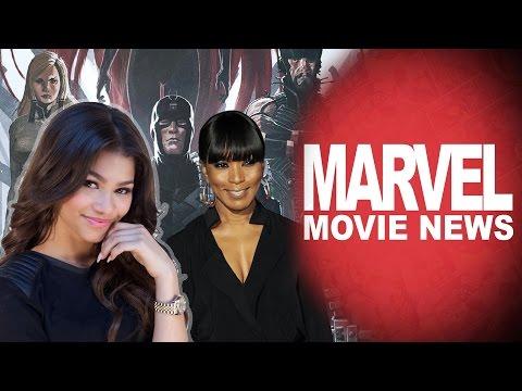 Angela Bassett Joins Black Panther, Zendaya Not MJ, Inhumans & More!   Marvel Movie News Ep 109