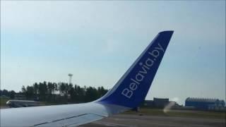 Перелёт Минск- Москва (Жуковский) Boeing 737-800