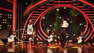 D3 D 4 Dance I Aliyans Challenge round I Mazhavil Manorama