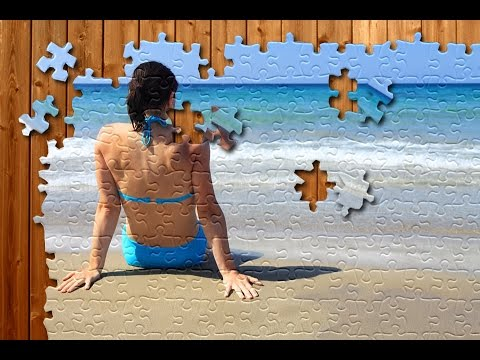 Photoshop Photo Manipulation Tutorial How to Create Jigsaw Puzzle Effect in Photoshop CS6
