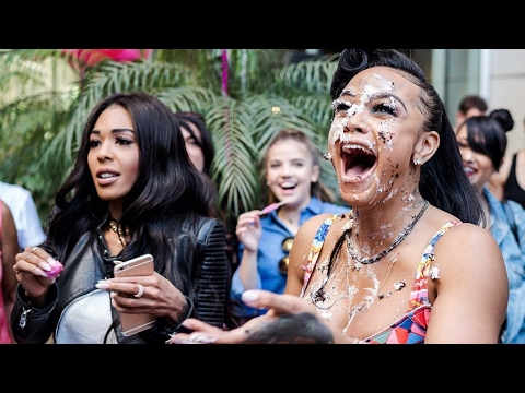 Moniece Slaughter from Love and Hip Hop Hollywood