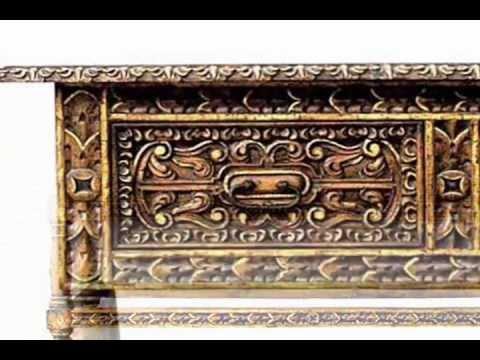 Peruvian Hacienda Furniture.wmv
