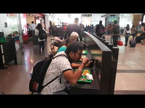Inside Hyderabad Airport Complete Guide (2019)