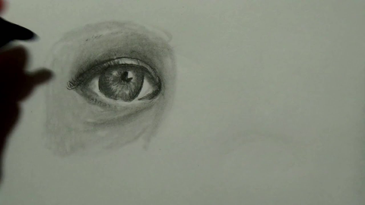 How To Draw A Realistic Baby Eye, Secrets The Pro's Use Step By Step, Easy  Pencil Techniques