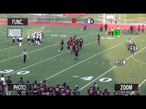 Michigan High School Football: Southfield A\u0026T @ Oak Park, 10/9/2020